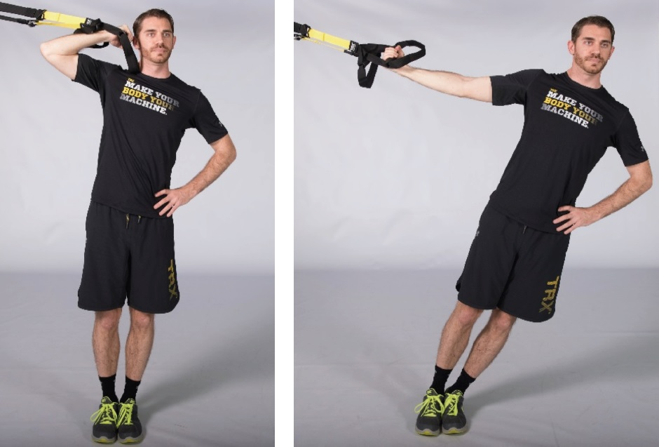 Top 5 TRX Exercises for Obstacle Course Races