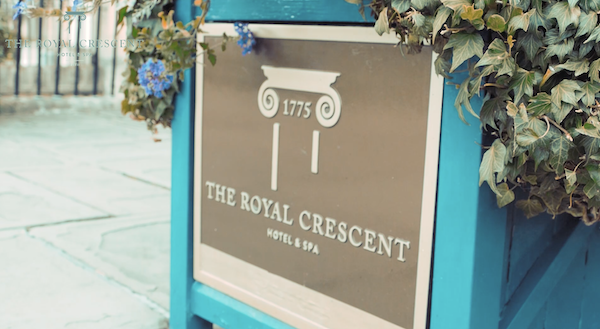Video Review: Afternoon Tea at the Royal Crescent