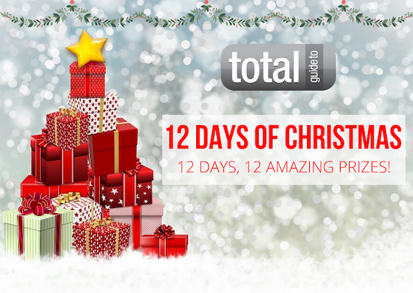 Total Guide to Bath announce launch of '12 Days Of Christmas' competition