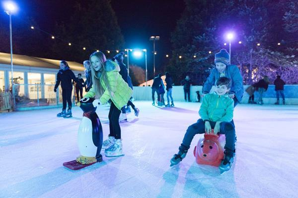 7 Reasons Why Bath on Ice isn't just an Ice Rink