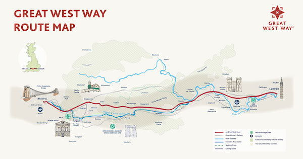 Total Guide to The Great West Way