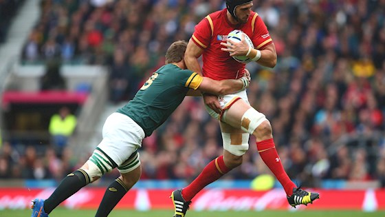 Bath Rugby's Luke Charteris and Taulupe Faletau named in Wales' Six Nations squad