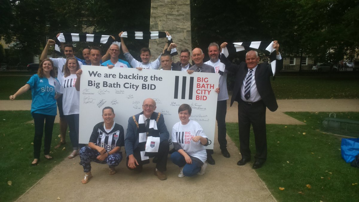 Bath City takeover could be