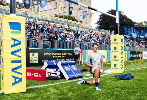 Bath Rugby's Saracens clash to kick off at 3pm on March 26