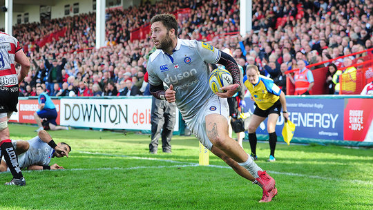 MATCH REPORT: Bath Rugby 11-17 Exeter