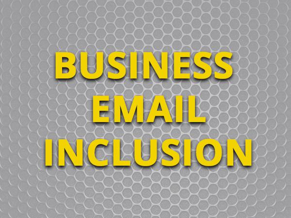 Inclusion in Total Guide to Bath Business Email Newsletter