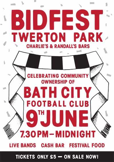 BIDFEST - The Bath City Community Ownership Party