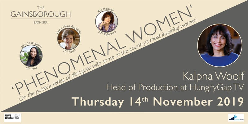 'Phenomenal Women' 2019: Kalpna Woolf