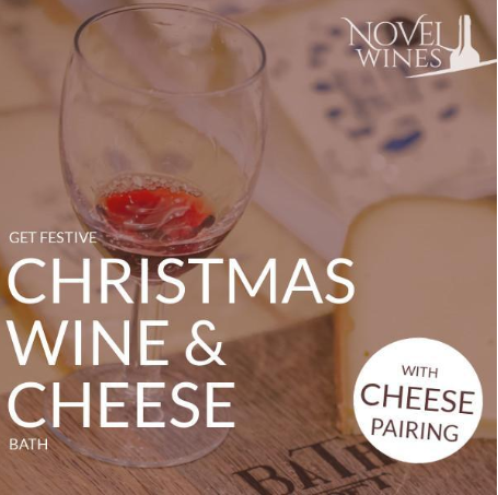 Bath Christmas Wine & Cheese Tasting