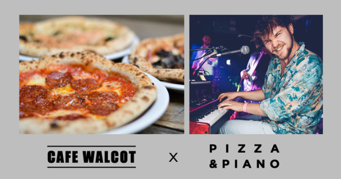 AN EVENING OF SOURDOUGH PIZZA & PIANO