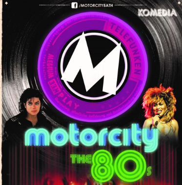 Motorcity 80s Special