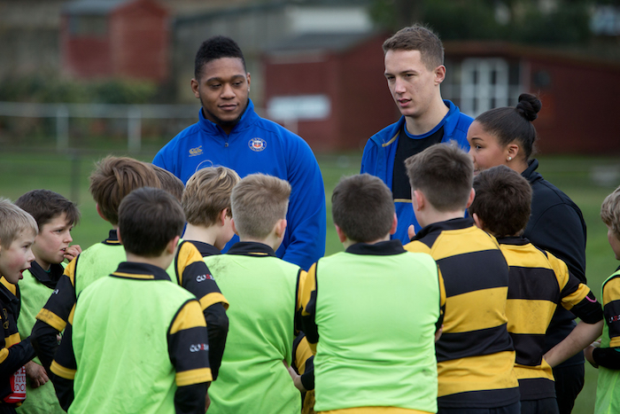 Bath Rugby Camps