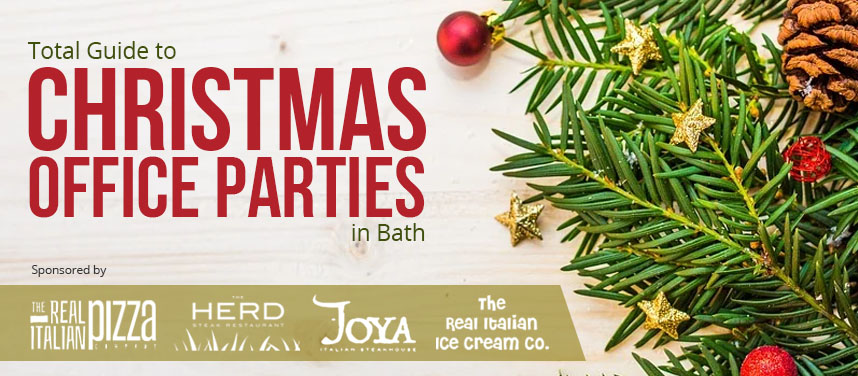 Christmas Office Parties in Bath