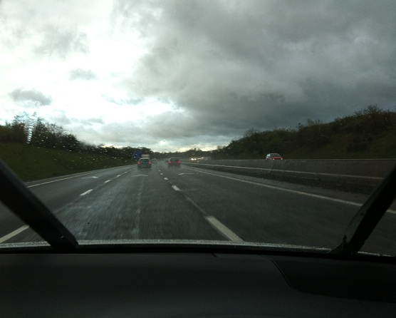 Driving Tips for Wet Weather