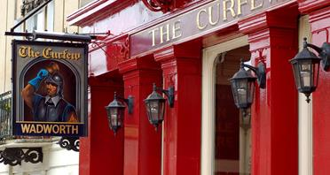The Curfew Inn