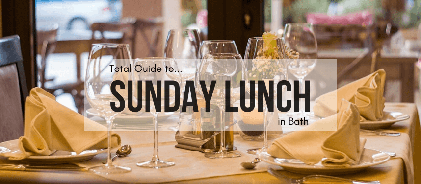 Sunday Lunch in Bath