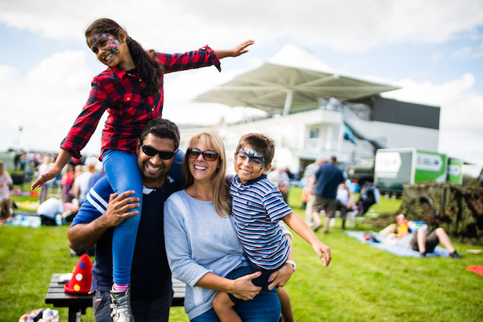 Bath Racecourse Family Day