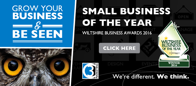 C3 Marketing Limited Take Home Best Small Business of the Year
