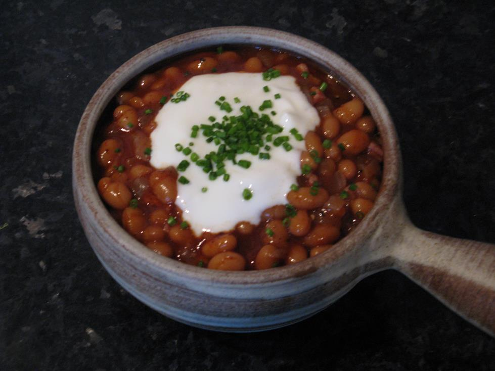 Recipe: Smoky Baked Beans