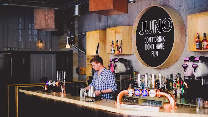 Juno Bar & Kitchen | Bars in Bath