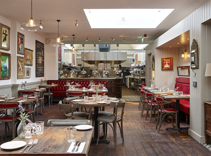 Restaurants For Christmas Party Part - 50: Le Bistrot Pierre. Christmas Set Dinner