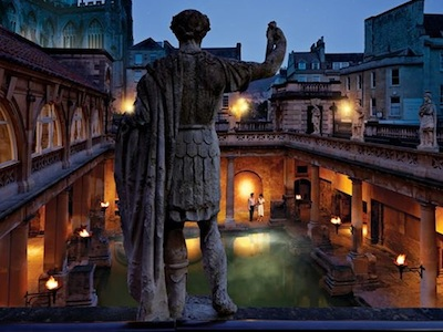 Summer Evenings and Late Dining at the Roman Baths and Pump Room