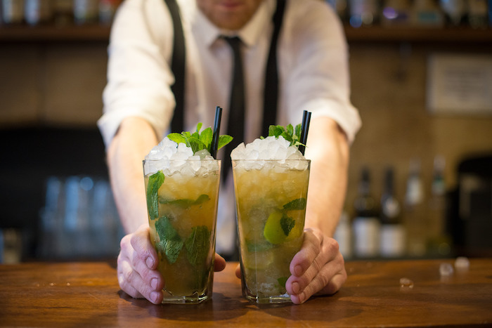 Win 2 x Mojitos Each for 4 People