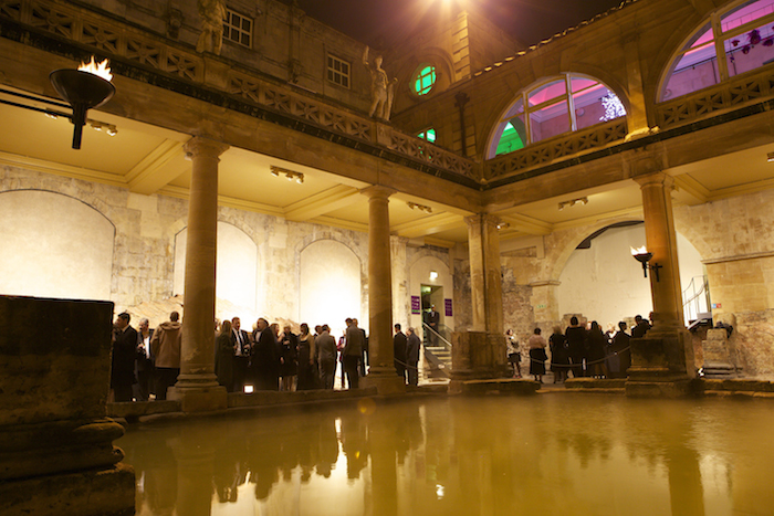 The Roman Baths New Years Eve Ball 2018