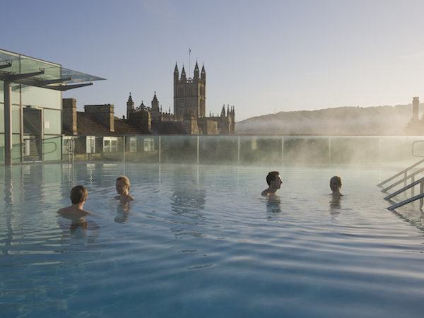 Thermae Bath Spa to close from 6th – 19th January 2020