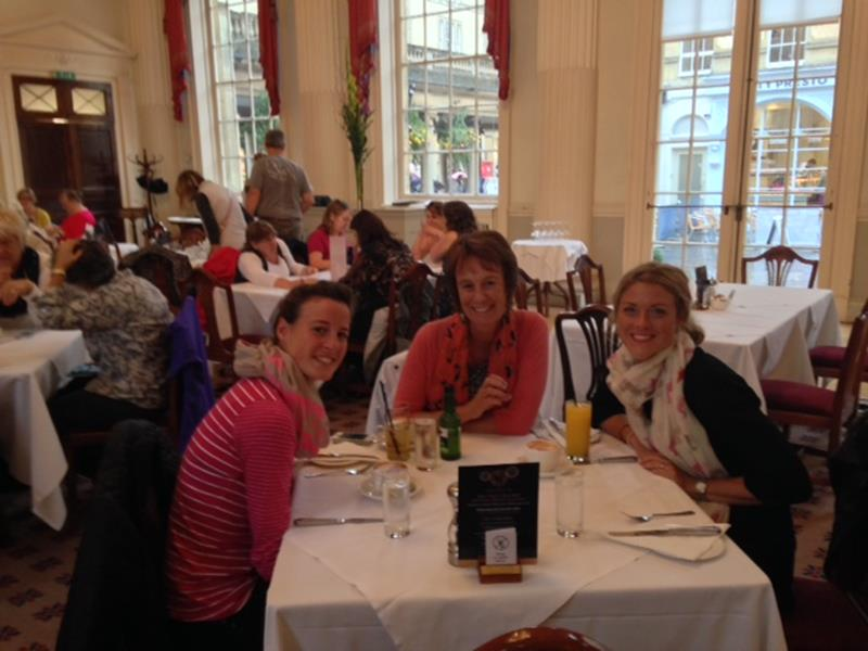 Review: Brunch at The Pump Room