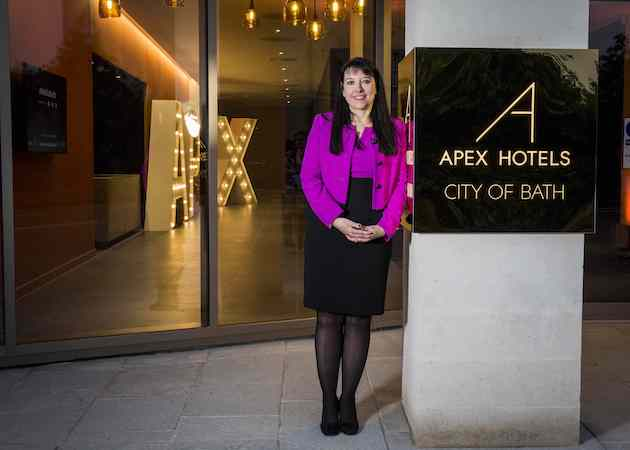 Capital Investment Underlines Apex Hotels' Growth and Confidence