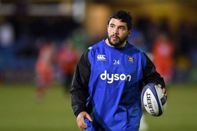 Noguera to Make Bath Rugby Debut Against Sale Sharks