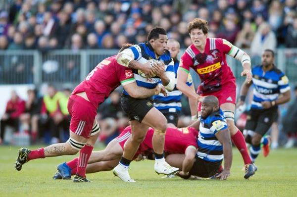 Perenise Re-Signs and Delmas to Join Bath Rugby at the End of the Season