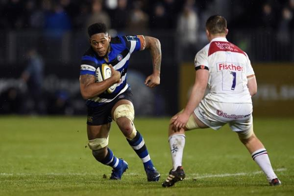 Douglas Extends Contract with Bath Rugby
