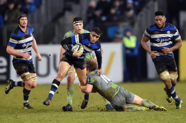 Atkins Commits to Bath Rugby