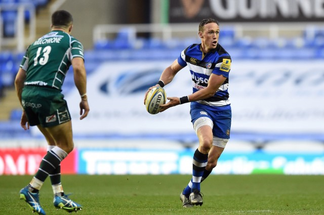 Bath Rugby Name Team to Face Northampton Saints