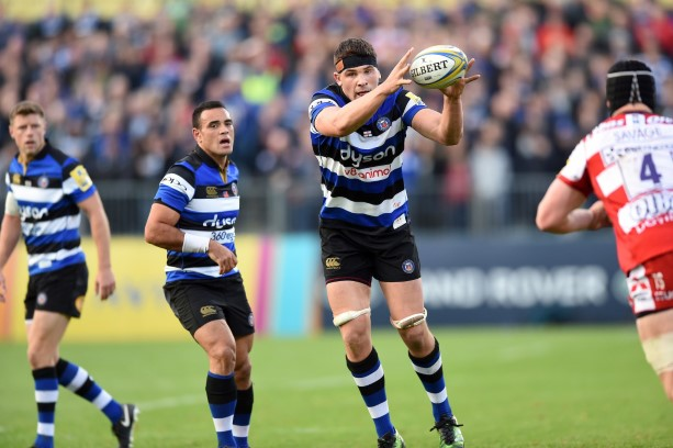 Ewels Captains Bath Rugby for the Anglo-Welsh Cup Semi-Final Against Northampton Saints