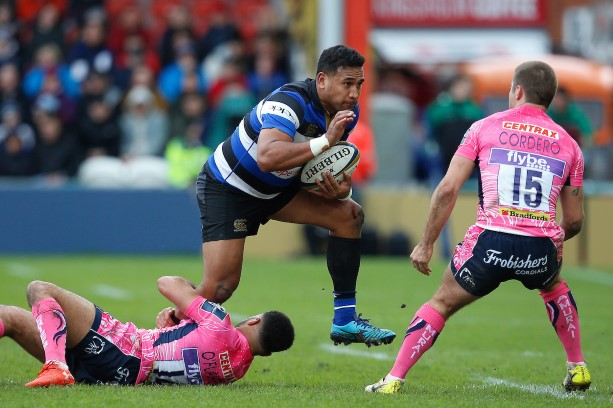 Vuna Signs Contract Extension with Bath Rugby
