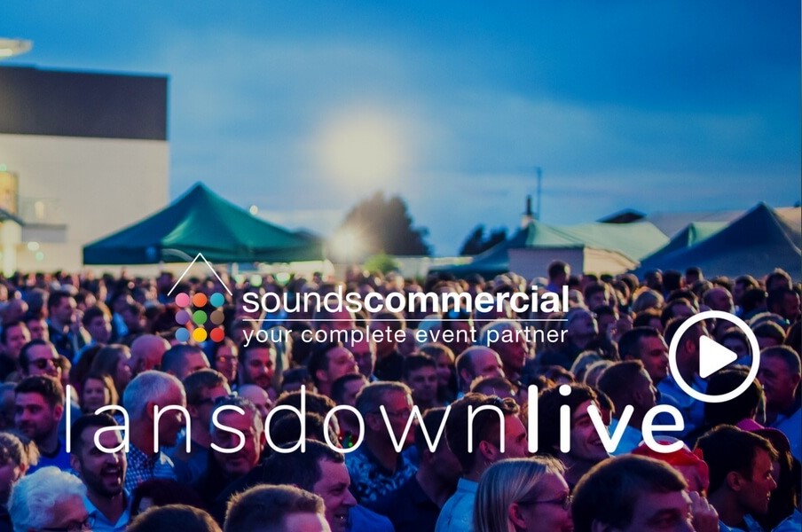 Sounds Commercial Amplify Lansdown Live Music Series