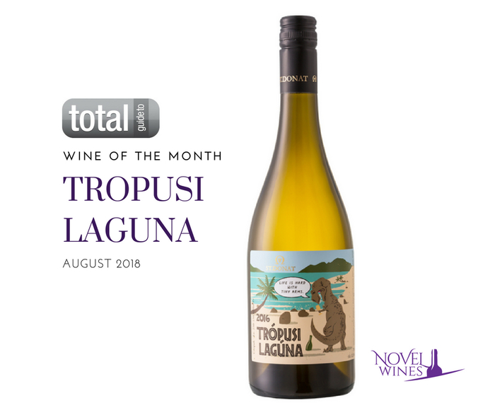 Wine of the Month: St. Donat Tropusi Laguna 2016
