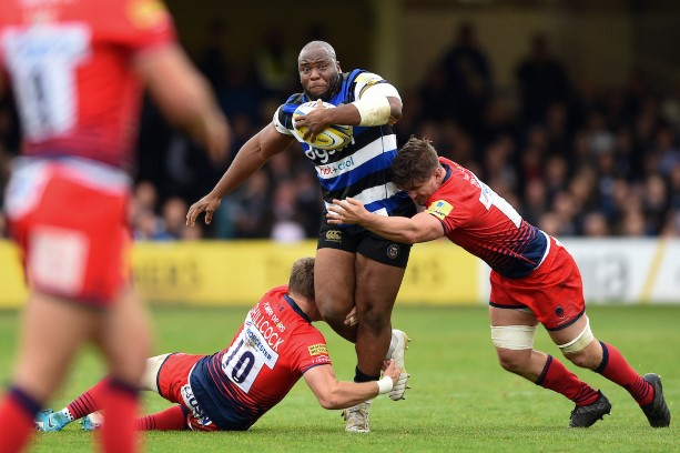 Obano Signs Three-Year Deal with Bath Rugby