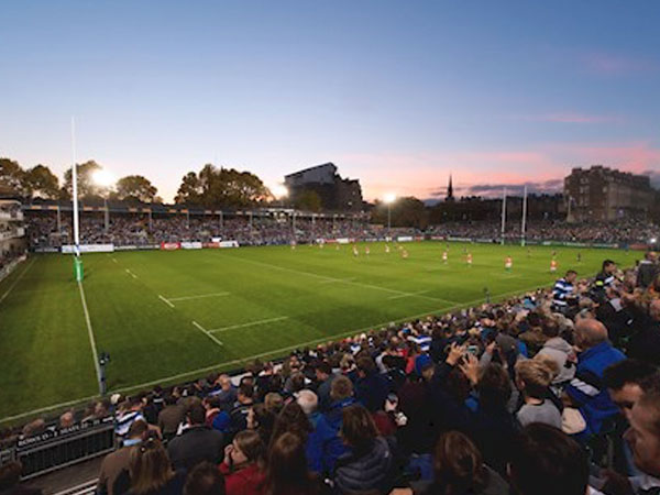 The Rec, Bath Rugby