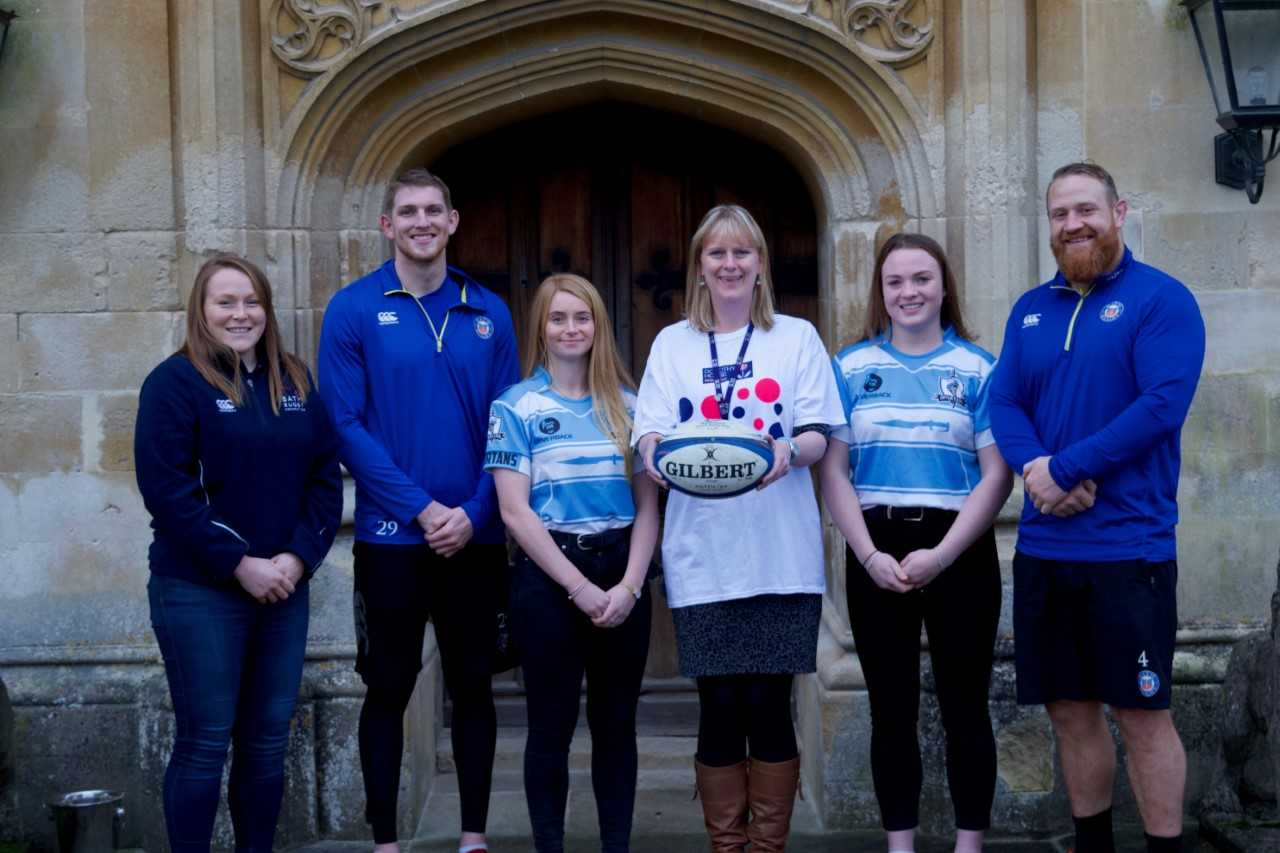 Calling All Rugby Fans! Join the all new Bath Rugby Walk now open to everyone