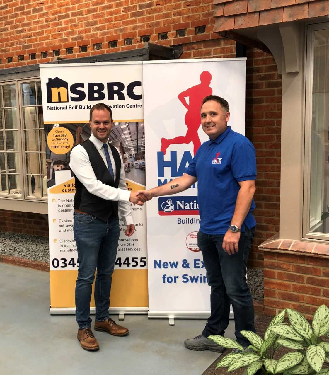 NSBRC BECOMES FIRST OFFICIAL SPONSOR OF THE 2018 NATIONWIDE NEW SWINDON HALF MARATHON