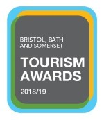 Bath Boutique Stays Finalists for Bristol, Bath & Somerset Tourism Award