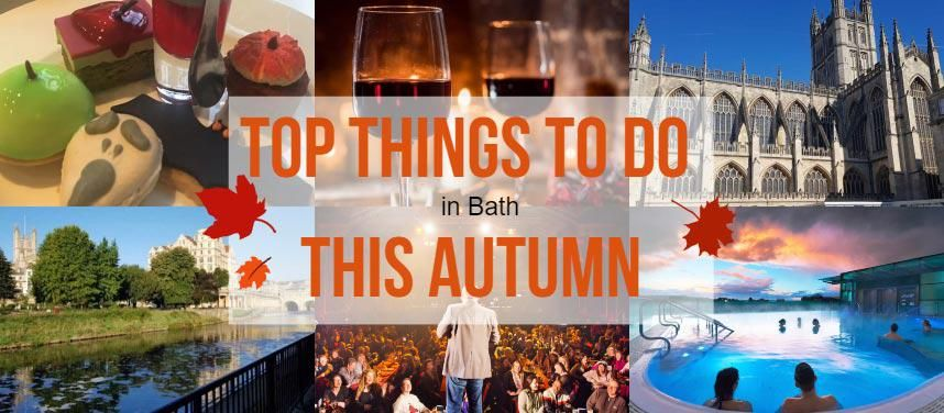 Top Things to Do in Bath This Autumn
