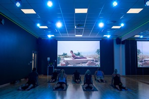 Virtual Classes Launch at Bath Sports & Leisure Centre
