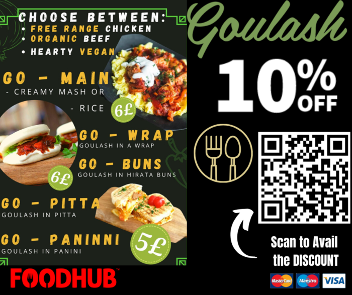 10% OFF Goulash Bath