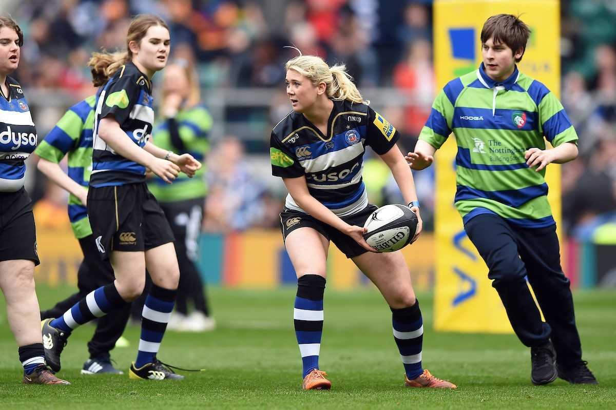 Women's rugby to take centre stage at The Clash