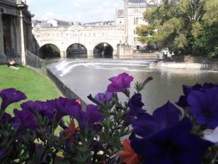 Top 5 things to do in Bath this spring